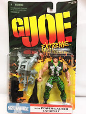 MOC Hasbro Toy GI JOE Action Figure SGT Savage IRON STORMTROOPER Cyborg 81062
