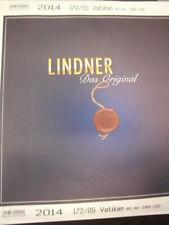 Lindner T Vatikan 2014 Vordruckblätter wie neu (420)