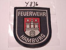 Feuerwehr Armabzeichen Hamburg (y836)