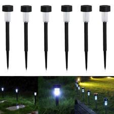 Outdoor Garden LED Solar Light Landscape Path Spot Lights Yard Lamp Waterproof