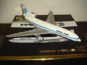 "Gemini Jets Pan American Pan Am L-1011 ""1970s color - Clipper Black Hawk"" 1:200"