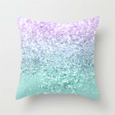 You Mermaid Sequin Pillow Case Cover Gift Set Sparkle Magic Swipe Sofa Cushion