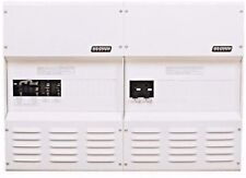 Magnum Energy, Panel Dual Enclosure High Power W/175A Dc Breaker (Fits 48 Vdc)