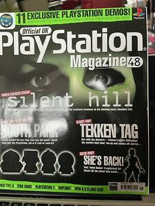 Official Playstation Magazine No 48
