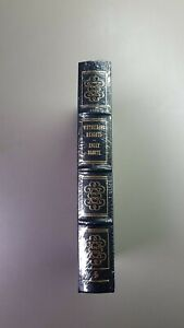 Wuthering Heights by Emily Brontë The Easton Press