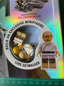 LEGO® Star Wars Visual Dictionary: With  Luke Skywalker Minifigure by Dk Book
