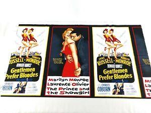 Robert Kaufman Hollywood Icons Cotton Fabric Panel 43 x 36 Marilyn Monroe