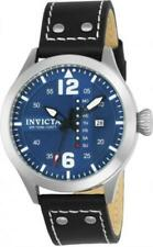 Invicta 24317 I Force Multi Function Day Date 45mm Blue Dial Mens Watch