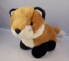 """America Wego Forest Friends Fox Plush 6"""" Tall"""