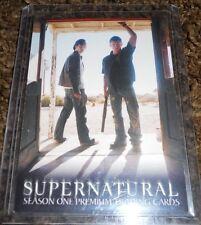 Supernatural Season One SN-1 Promo Trading Card