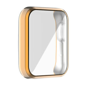 Case Shell fr Xiaomi Mi Watch Lite Redmi Watch Cover Bumper TPU Screen Protector