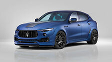 Novitec ESTESO Widebody Kit with Optional Parts and Wheels - Maserati Levante
