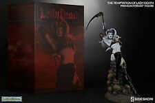 ★ STATUE THE TEMPTATION OF LADY DEATH - PREMIUM FORMAT - SIDESHOW - EN STOCK ★