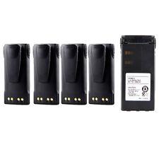 5XBattery for MOTOROLA Portable Radio2000mAh Li-Ion HT750 HT1250 HT1550 GP320