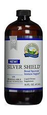 Silver Shield w/Aqua Sol (20 ppm) (16 fl. oz.) Value Size with ... Free Shipping