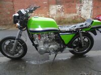 KAWASAKI Z 1300  6 CYLINDER  ( PROJECT )    P/X WELCOME CASH EITHER WAY