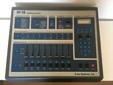 E-mu Emu Sp 12 - Vintage sampler & drum machine
