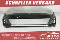 VW Golf 7 VII GTI / GTD Bj 2012-2016 Stoßstange Vorne (SRA PDC Park Assist) Orig