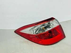Aftermarket TYC 2014 2015 2016 Toyota Corolla Left LH Tail Light Scratches
