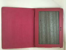 FUNDA CARCASA DE LIBRO PARA TABLET SONY S1 SOSTENIBLE COLOR ROSA