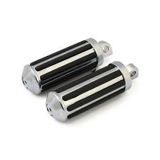 POGGIAPIEDI rotaia cromo, grande diametro, per Harley - Davidson