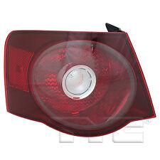 TYC NSF Left Side Tail Light Assy for Volkswagen Jetta Sedan 2008-2010 Models