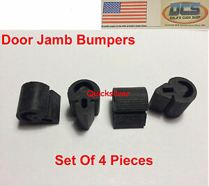 1970 Challenger Cuda Door Jamb Rubber Bumper 2255231 New MoPar USA