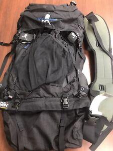 Dana Design women's moon goddess backpack NOS (Mystery Ranch Gregory Osprey)