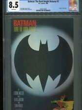 Batman The Dark Knight Returns #3 (1st Print) CGC 8.5 WP  (Death of the Joker))