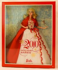 """Holiday Barbie 2010 • new • box is 13"""" x 10.5"""" x 3"""""""