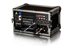 Smoke Factory Spaceball II 650W Nebelmaschine im Flightcase inkl. 5L orig. Fluid