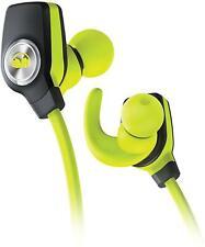 Monster iSport Bluetooth Wireless SuperSlim In-Ear Headphones - Green