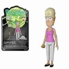Funko Action Figure: Rick and Morty - Summer Weird Hat Vinyl Figure Gift Idea