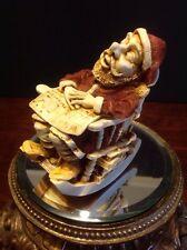 Harmony Kingdom Jingle Bell Rock Santa #TJSESA98 Secret Box Limited Signed