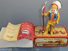 Modello COMANSI non 19500 RED CLOUD wild west figure VN MIB