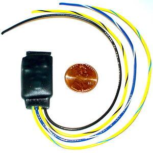 MicroBypass Video Parking Brake Bypass Fits ALPINE ILX-W650 ILX-F309 ILX-F259