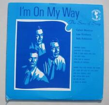 The Sons of Song I'm On My Way Calvin Newton Lee Kitchens Bob Robinson lp rare