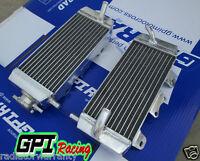Yamaha WRF250 WR250F 07 08 09 //YZF250 YZ250F 06 2006 alloy aluminum radiator