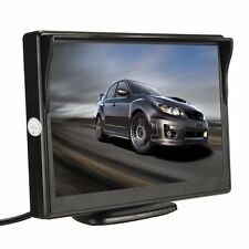 5'' Color TFT LCD Car Rearview Monitor Screen for Reverse Backup Parking Camera