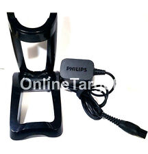 RQ12 Charger Stand Combo For Philips Norelco 3D 1250X 1255X 1260X 1280X 1290X
