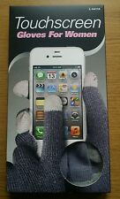 Touchscreen Winter Gloves For Women  - New