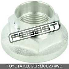 Nut For Toyota Kluger Mcu28 4Wd (2003-2007)
