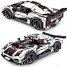 Custom Technic Agera Racecar race car 42056 42083 42110 Building Blocks Bricks M