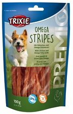 Pet Dog Treats Snack Food Chicken Breast with Omega-3 & Omega-6 by TRIXIE