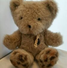 Vntg Rare Gund Bear Collectors Classic Spotted Feet Limited Edition 17""