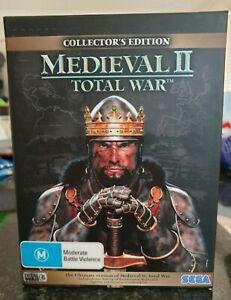 Medieval 2 Total War Collectors Edition