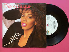 DONNA SUMMER - THIS TIME I KNOW IT'S FOR REAL/ WHATEVER YOUR HEART DESIRES