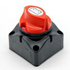Energía de la batería ON-OFF Interruptor de desconexión de corte maestro 600A Coche RV Barco Marina