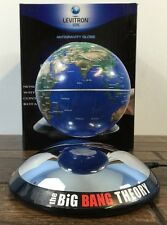 Levitron ION Antigravity Globe Rare Big Bang Theory 2011 Promo Complete Working