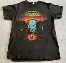 Vintage Rare Boston Rock Band Concert Tour Shirt 1987 T-Shirt New Popular